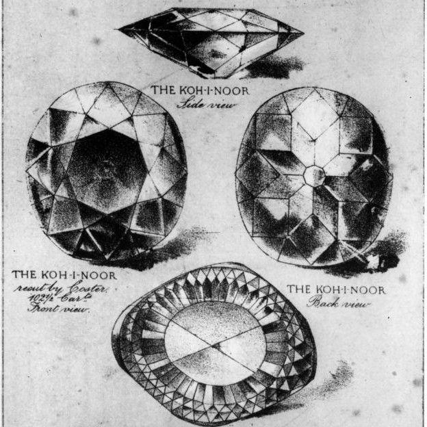 Diamante Kohinoor