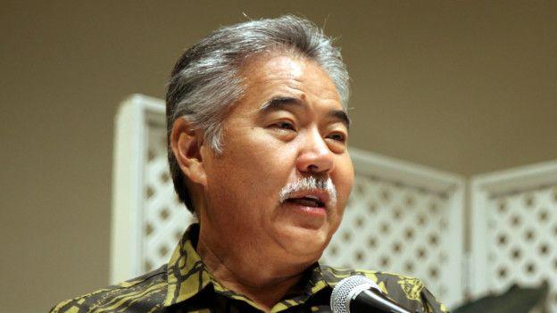 Gobernador de HAwái