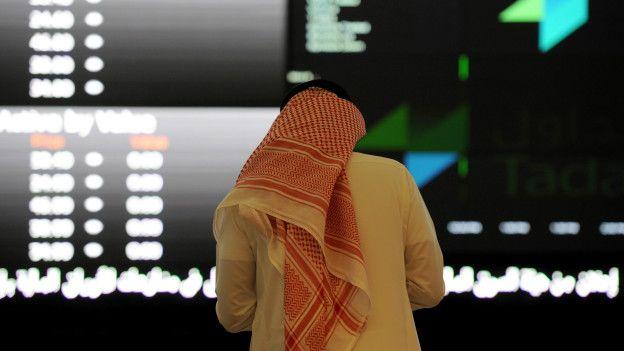 Bolsa de Valores de Arabia Saudita