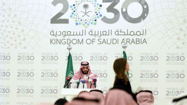 Presentación del plan Visión 2030