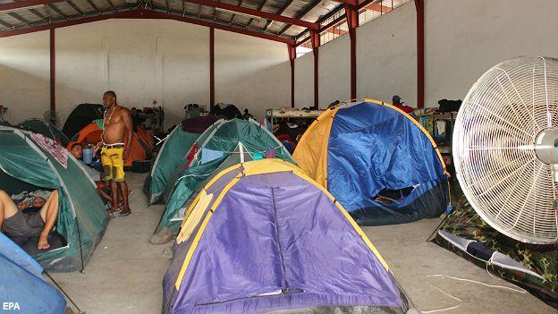 Se calcula que cerca de 40.000 ciudadanos cubanos ingresaron por tierra a Estados Unidos el último año.