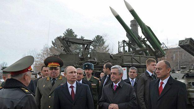 Путин, Бук, 2013 год