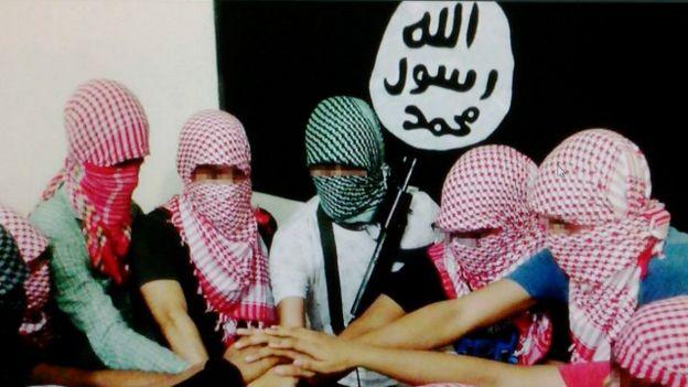 Pemuda ISIS