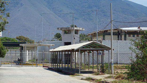 Cárcel de San Antonio en Margartia