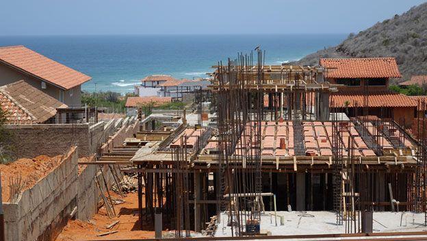 Construcción en Margarita