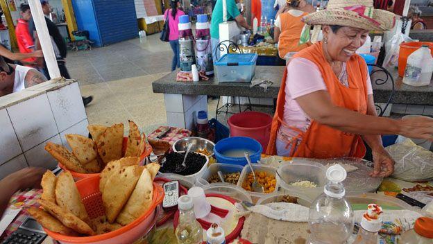 Empanadas en Margarita