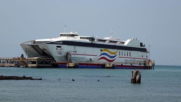 Ferry Conferry Venezuela