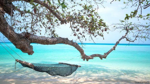 Playa en Koh Tachai