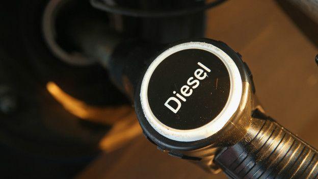Manguera de combustible diesel