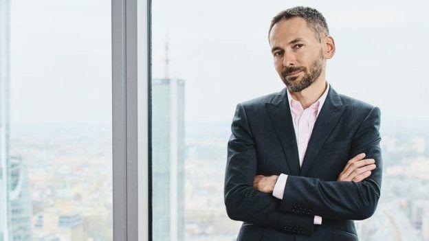 Tomasz Czechowicz es hoy uno de los hombres más ricos de Polonia.