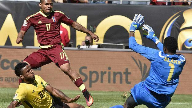 Jamaica cayó ante Venezuela