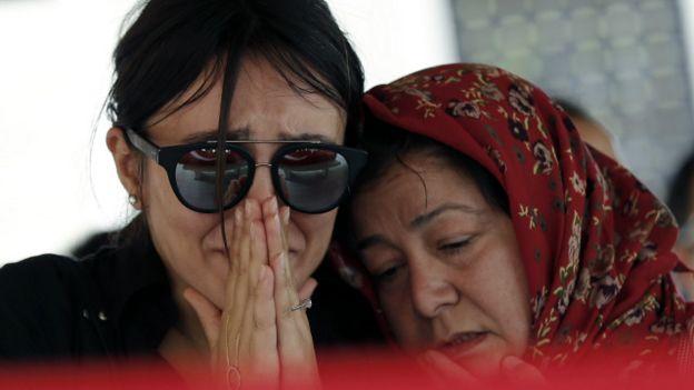 حداد في تركيا بعد هجوم دام بمطار أتاتورك