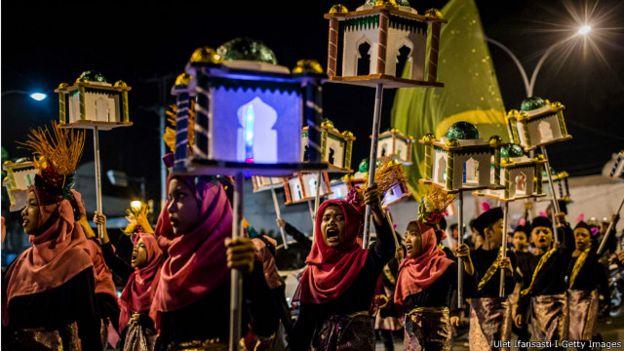 PT Equityworld: Umat Muslim SeDunia Rayakan Idul Fitri