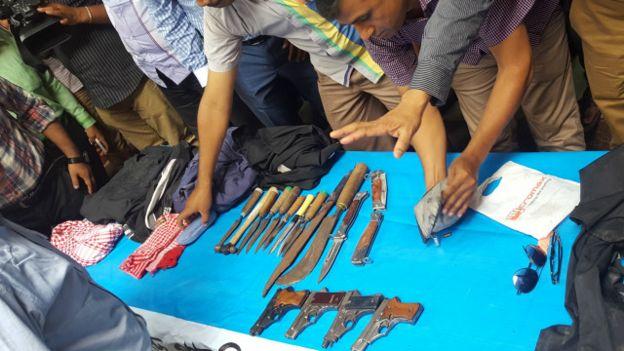 kalyanpur_armss_recoverd_from_jihadi_den