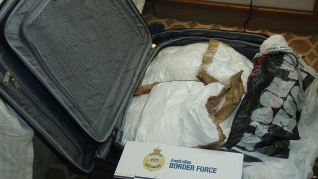 三人被控在游轮客舱内藏匿走私重达95公斤的可卡因。