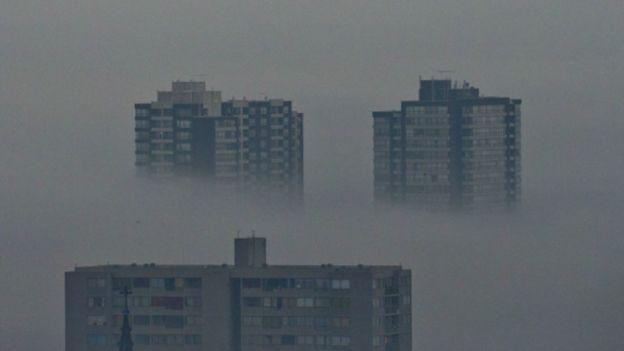 ВООЗ: кожна дев'ята смерть усвіті пов'язана із забрудненням повітря