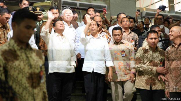 Duterte dan Joko Widodo