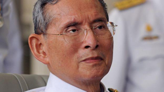 thailand berduka