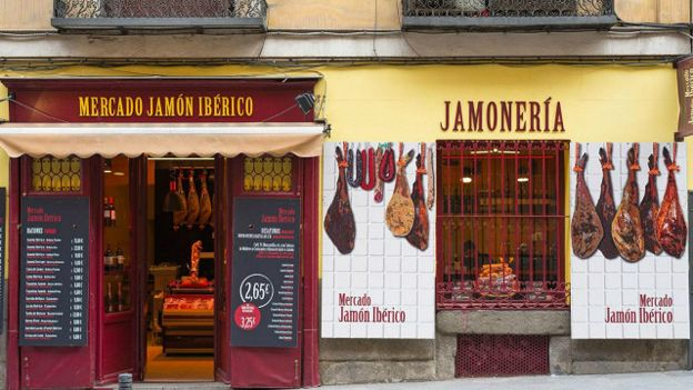 Магазин м'яса