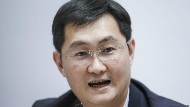 得益於創新移動應用如微信等業務的驅動,騰訊公司董事長馬化騰(第3名,245億美元,英文名Pony Ma)的財富在去年176億美元的基礎上大幅飆升