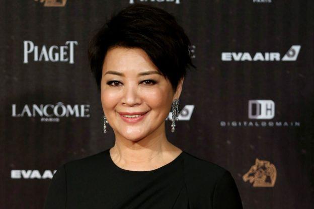 香港演員金燕玲以《一念無明》獲最佳女配角。
