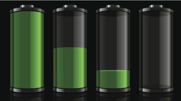 Bateria de un celular, BBC