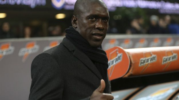 Seedorf no comando do Milan / Crédito: AP