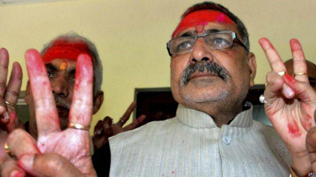 गिरिराज सिंह, भाजपा नेता, बिहार