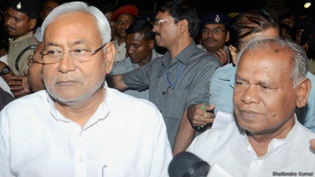जीतन राम मांझी, बिहार, नीतीश कुमार