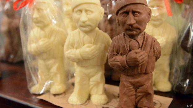Шоколадный Путин