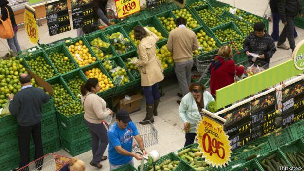 Mercado (Thinkstock)
