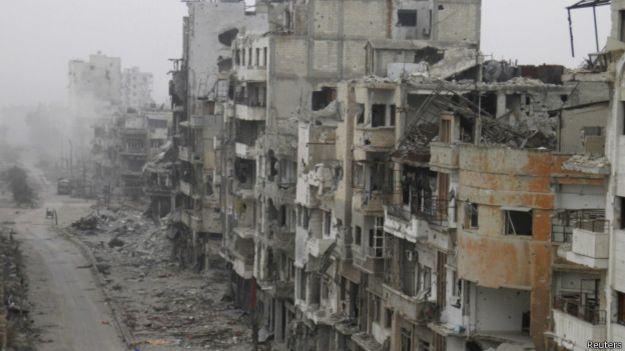 Homs (Reuters)