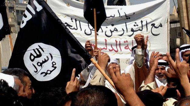 Militantes islâmicos (AP)