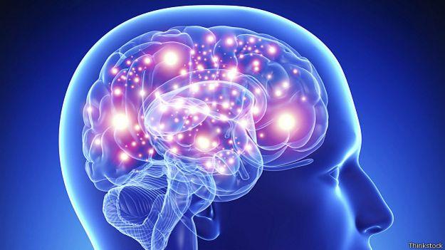 Электросигналы в мозгу