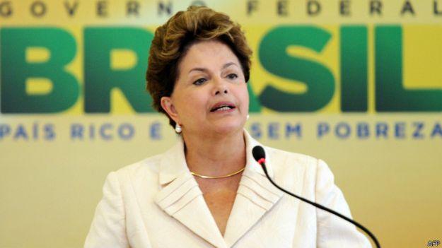 Dilma Rousseff (AFP, 20 de setembro de 2014)