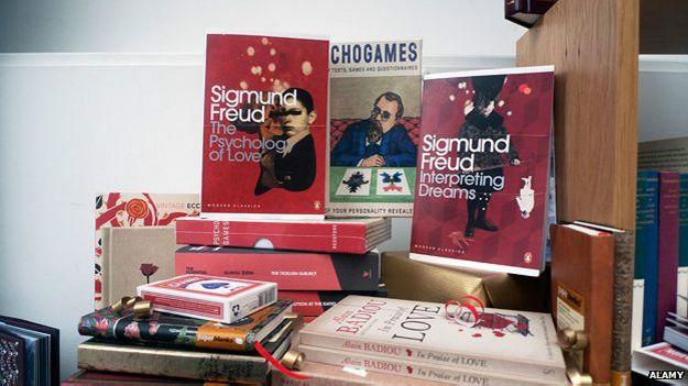 Libros de Freud