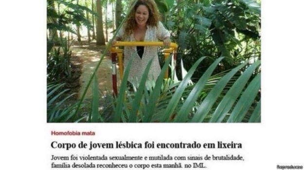 Leydi Martins (Reprodução)