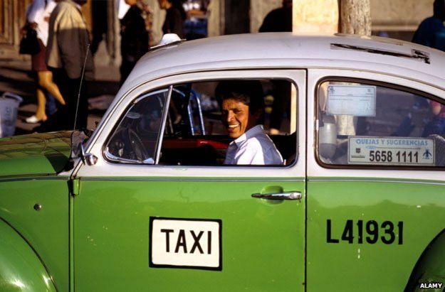 大众甲壳虫:出租车也限行