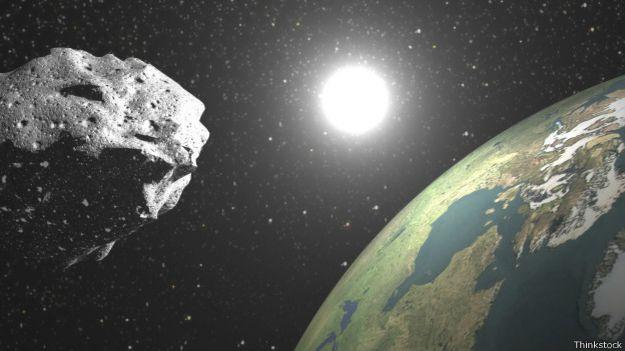 Asteroide (Thinkstock)