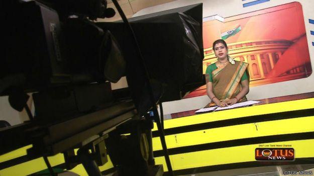 Padmini Prakash (Lotus TV)