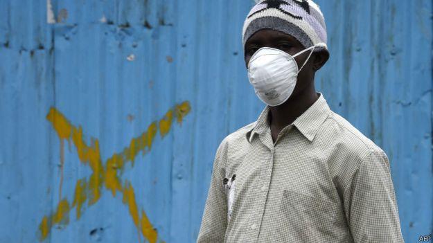 Ebola em Serra Leoa (AFP)
