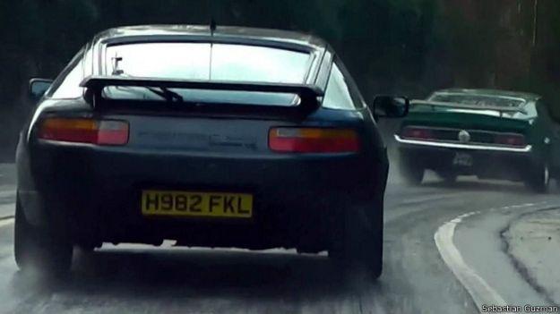 El automóvil de la discordia de Top Gear