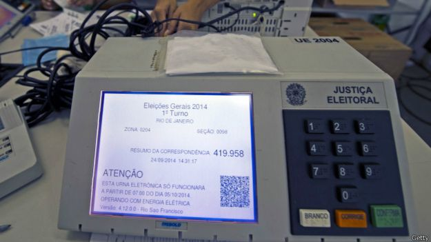Urna eleitoral (Foto: Getty)