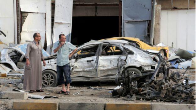 Irak: un suicida mata a 18 personas en Bagdad al inmolarse