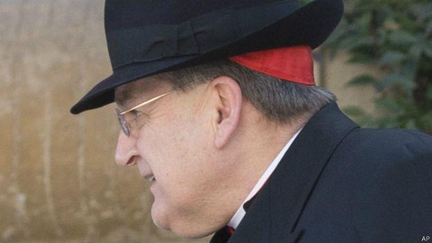 El cardenal antigay que lideró la oposición al Papa
