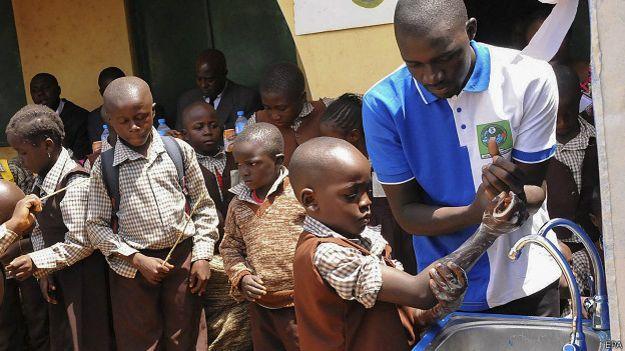 Cómo logró Nigeria derrotar al ébola