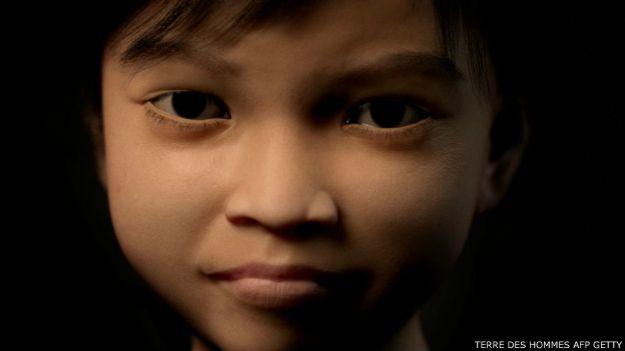 Cómo una niña virtual contribuyó a la condena de un pedófilo