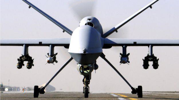 بريطانيا تقرر تسيير طائرات تجسس بدون طيار في الاجواء السورية