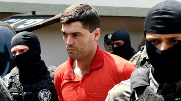 Assassino serial Tiago Henrique