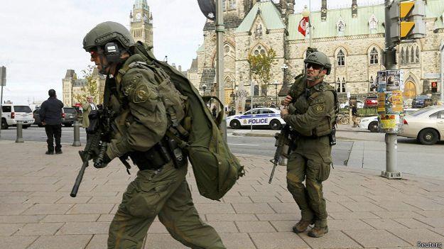tiroteo en Canadá